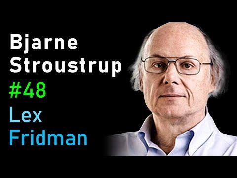 Bjarne Stroustrup: C++ | Artificial Intelligence (AI) Podcast