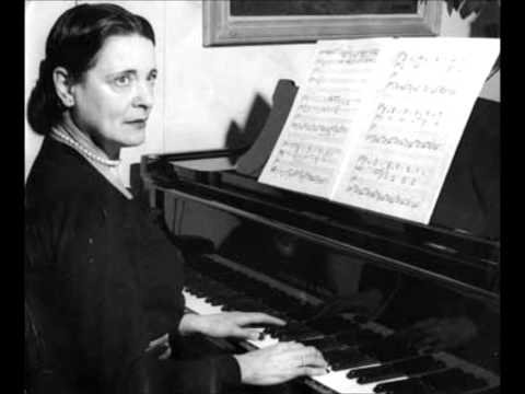 Harriet Cohen, The Well-Tempered Clavier, Book 1 (J.-S. Bach) / 1928