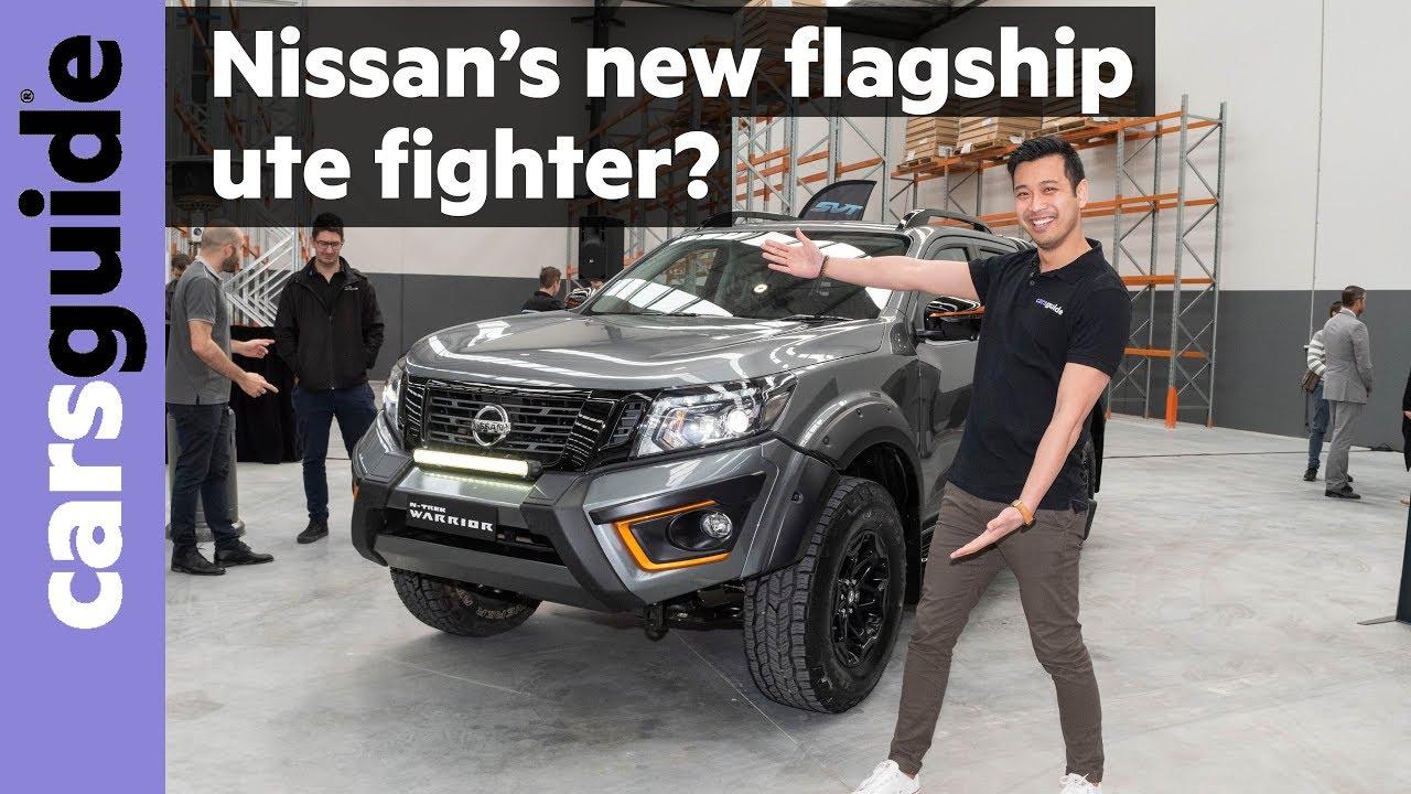 Nissan Navara N Trek Warrior 2020 Reveal