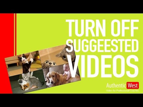 How to turn off suggested videos on YouTube from YouTube · Duration:  2 minutes 28 seconds