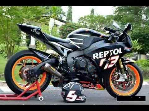 Top modifikasi cbr k45