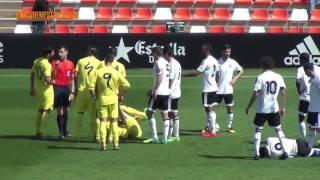 Video Gol Pertandingan Eibar vs Villarreal