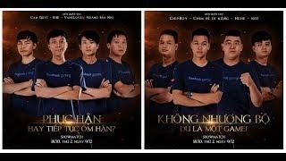 ALL STAR AoE Facebook Gaming Creators Cup 2019 4vs4 Random 9/12/2019 Liên quân VEC vs Liên quân EGO