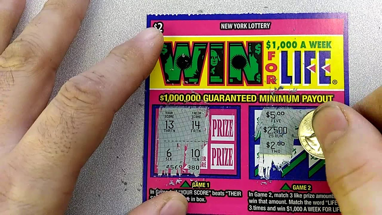 Easiest Scratch Off To Win — Instant Tickets