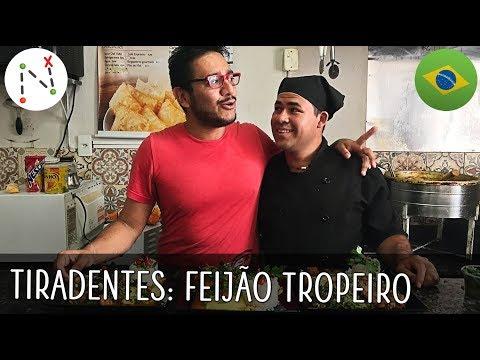 Brazilian food from Minas Gerais