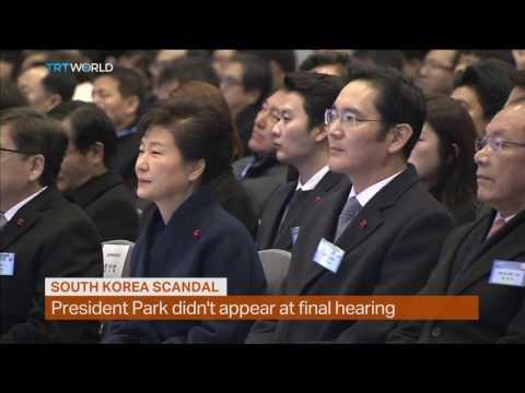 Money Talks: Park Geun-hye's last hearing over the impeachment trial