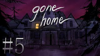 Gambar cover Let's Play Gone Home [BLIND] - Part 5: Sensitive Topic