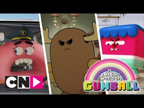 The Amazing World Of Gumball  Voicing Various Characters  Cartoon Network