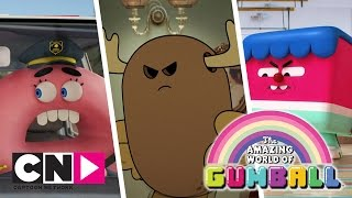 The Amazing World Of Gumball | Voicing Various Characters | Cartoon Network