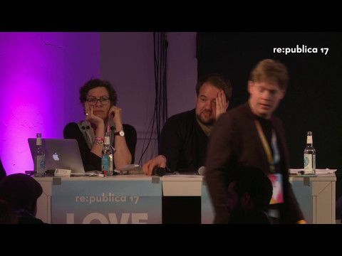 re:publica 2017 - #DigitalCharta – Die Diskussion (Workshop I) on YouTube