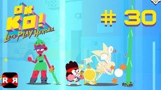 OK K.O. Let's Play Heroes   DRUPE POW E ZOW E UNLOCKED   Walkthrough Gameplay