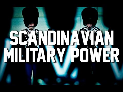 Military Power of Scandinavia │2015│