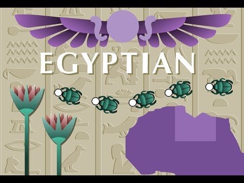 THE EGYPTIAN CREATION MYTH
