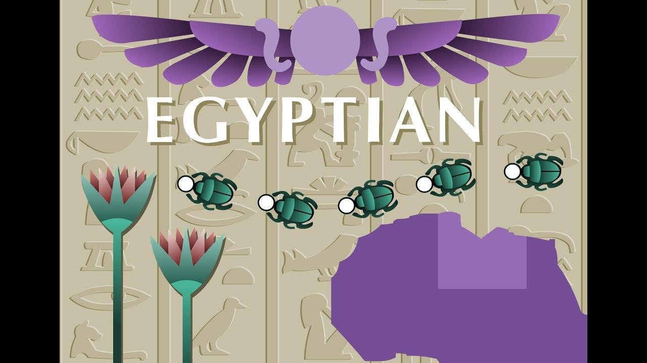 THE EGYPTIAN CREATION MYTH - YouTube