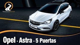 Opel Astra 5 puertas | Prueba / Test / Análisis / Review en Español