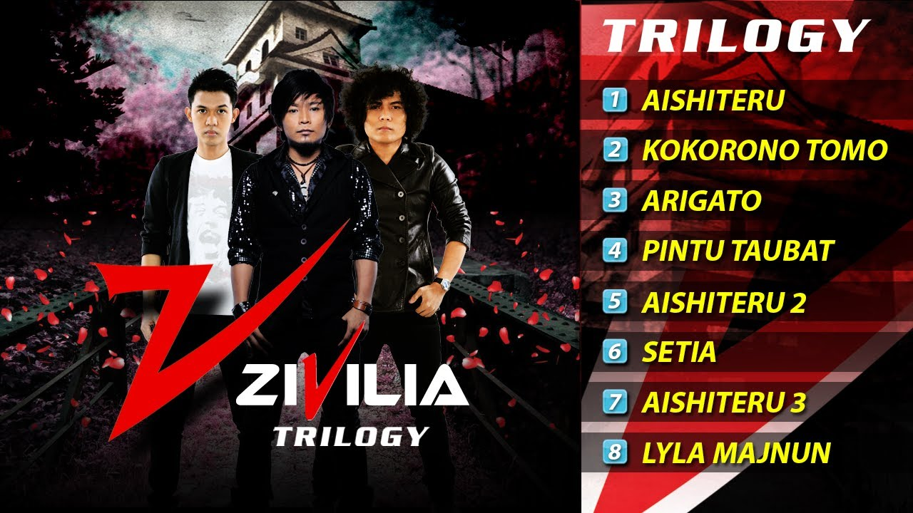 Download lagu aishiteru 2 zivilia band.