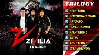 Video Zivilia Album Trilogy - Aishiteru Aishiteru 2 Aishiteru 3 - Nagaswara download MP3, 3GP, MP4, WEBM, AVI, FLV Oktober 2017