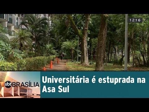 Universitária é estuprada na Asa Sul