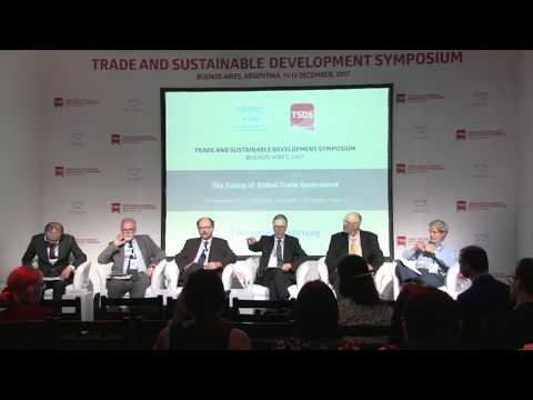 The Future of Global Trade Governance