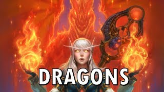 Hearthstone - Fighting Dragons With Dragons