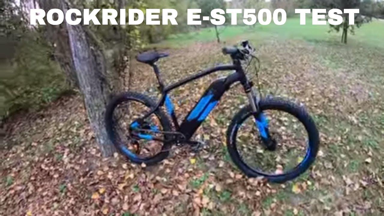 1199 Mtb Elettrica Rockrider E St500 Test E Recensione