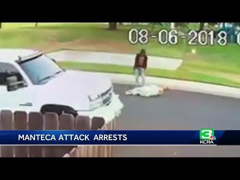 Police Chief Helps Lead To Son's Arrest In Manteca Man's Attack
