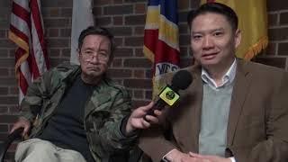 1 Người Mỹ Nói Tiếng Việt Với Thị Trưởng Người Việt Về Hiện Tình VN