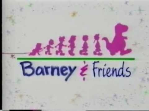Barney Theme Song (Modern Mix) - Version 2