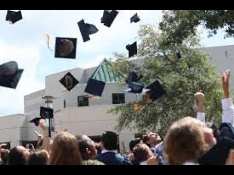 2019 Trinity Preparatory School Commencement
