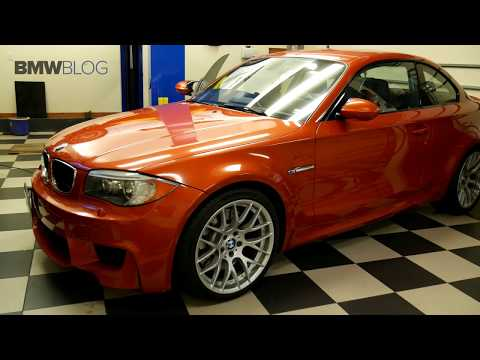How to clean and maintain the leather in a BMW with Lexol