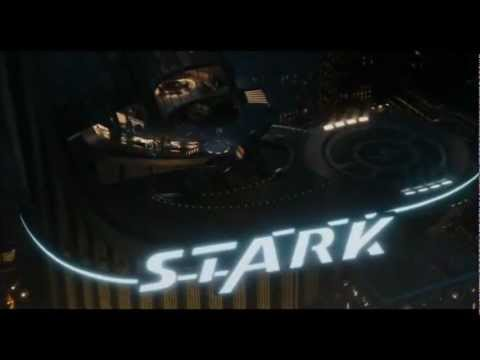 The Avengers - STARK Tower {HD]