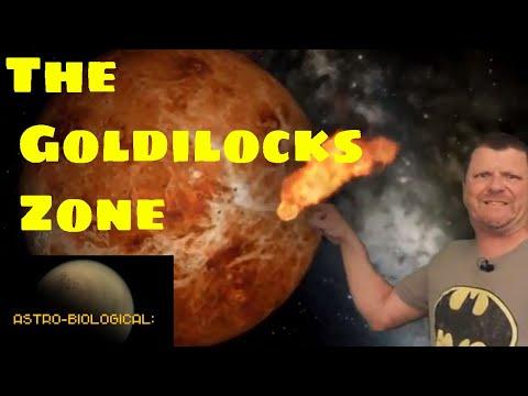 What is the Goldilocks Zone?
