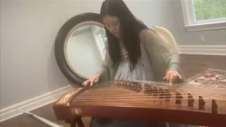 "TYWC: Amy Yu ""The Eagle Catching the Swan"" Guzheng Performance"
