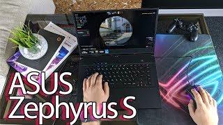 Обзор Asus Rog Zephyrus S GX502GW. Лучше чем твой ПК! 💻