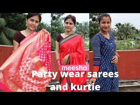Meesho Party Wear