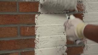 Schilderkluswijzer - hoe schildert u bakstenen gevels?