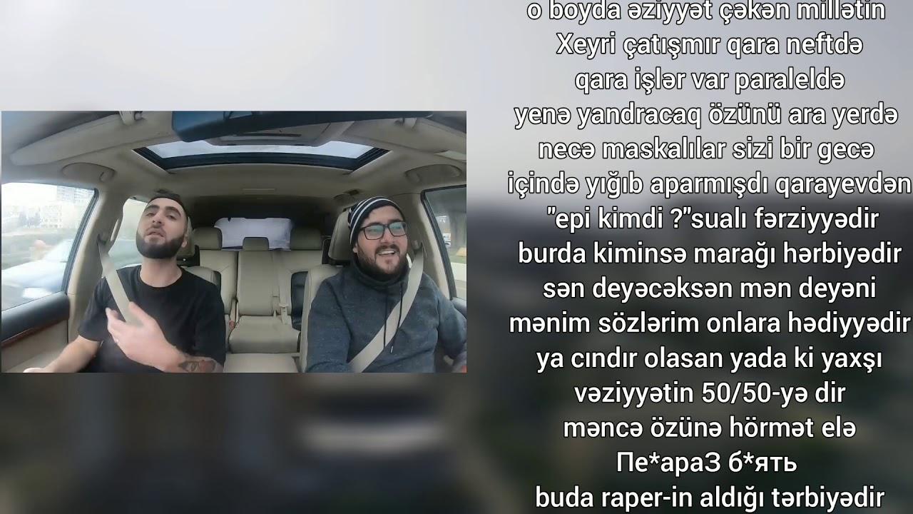 #Epi 18+ Free style ( Muraf Arif Popumuz var Talk Show) with lyrics