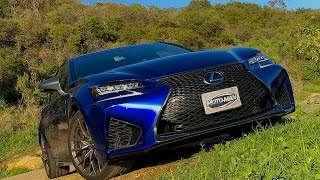 2016 Lexus GS F FIRST DRIVE REVIEW (2 of 2)