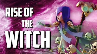 CLASH OF CLANS - TH10 & TH11 3 STAR WAR STRATEGY | WITCHES MARCH 2017 UPDATE