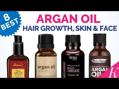 8 Best Moroccan Argan Oil in India with Price | Best Oil for Hair Growth, Skin & Face