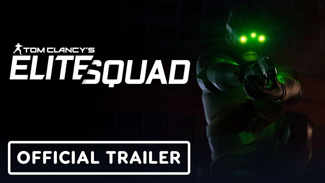 Tom Clancy's Elite Squad Trailer | Ubisoft Forward - IGN