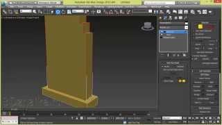 Как сделать памятник в 3d max
