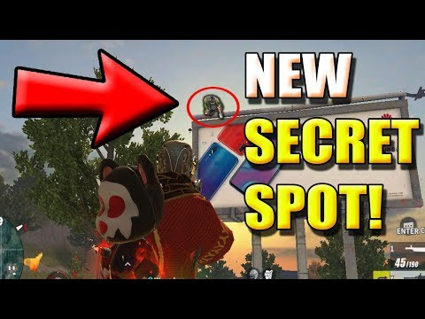 """NEW SECRET SPOT TO WIN IN ROS! """"EFFECTIVE"""" (Rules of Survival: Battle Royale) TeamPH"""