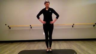 Malia Kids Pilates, Video 1