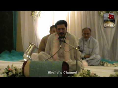 Noor Ali Noor - Jashan e Masoomeen(As) At Topaz Complex Lahore 15 July 2012 Part-1/6