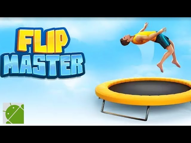 Flip Master (by Miniclip) - Android Gameplay HD