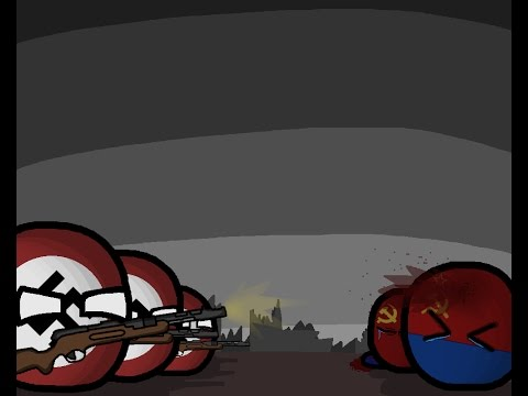 Alternate World War 2 in Countryballs...