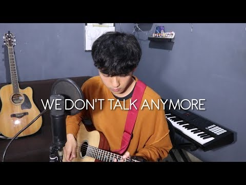 We Don't Talk Anymore - Charlie Puth Ft. Selena Gomez (Cover By Reza Darmawangsa)