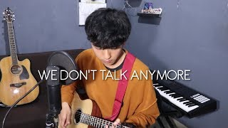We Don't Talk Anymore - Charlie Puth ft. Selena Gomez (Cover by Reza Darmawangsa) MP3