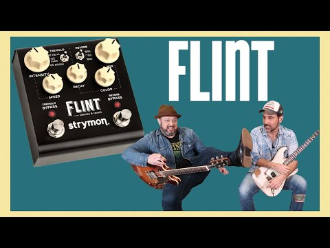 Strymon Flint - Tremolo & Reverb - MartyMusic Gear Thursday